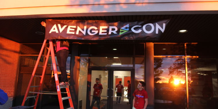 "An Army ""hacker con"" goes big: The return of AvengerCon"