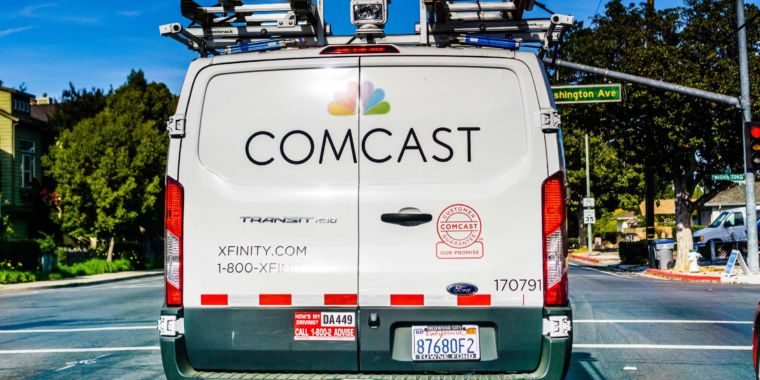 Comcast fights Google's encrypted-DNS plan but promises not to spy on users
