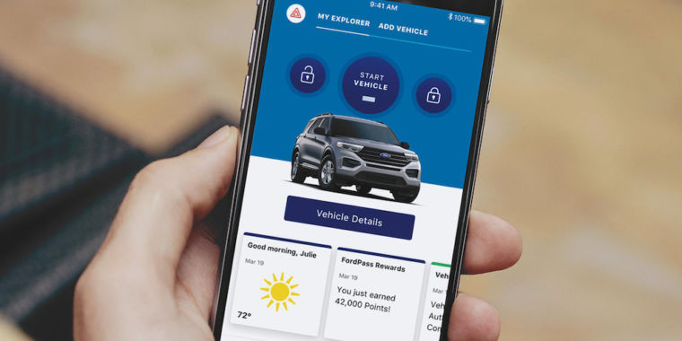 Five months after returning rental car, man still has remote control